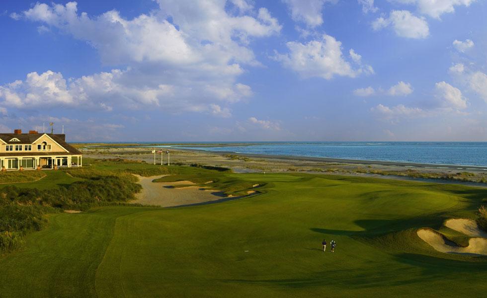 The Ocean Course at Kiawah Island, Kiawah Island, S.C.; No. 8 on Golfweek's Best: Resort Courses, 2017