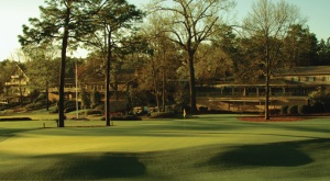 Pine Needles Golf Course in Southern Pines, N.C.