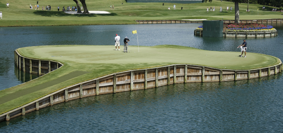 Best 100 courses you can play in the USA No. 17 TPC Sawgrass