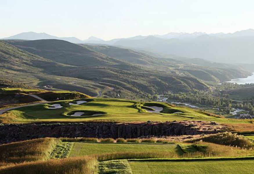 Victory Ranch Club has more than 400 feet of elevation change.