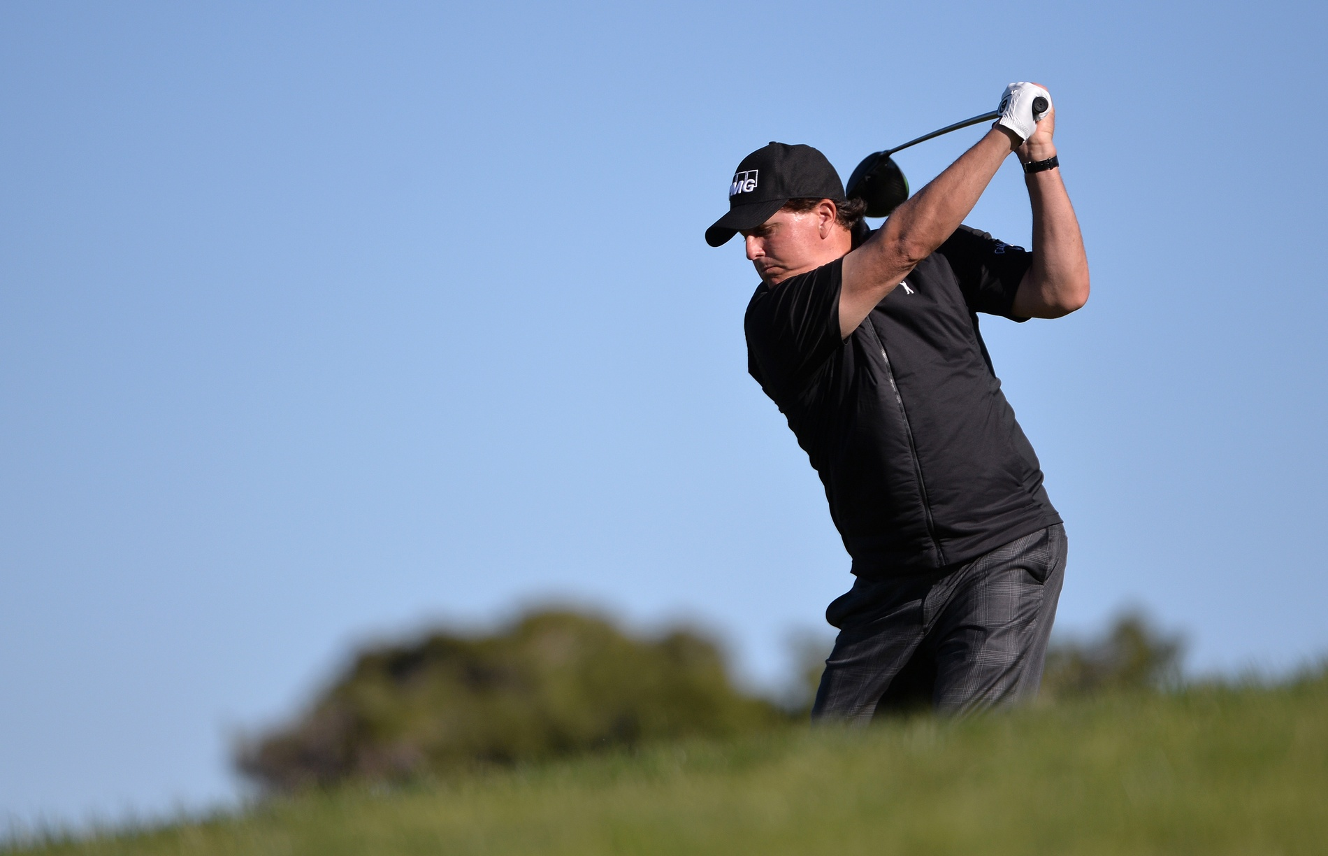 Phil Mickelson's T-14 at Torrey Pines this year was his best Farmers finish since a runner-up in 2011.