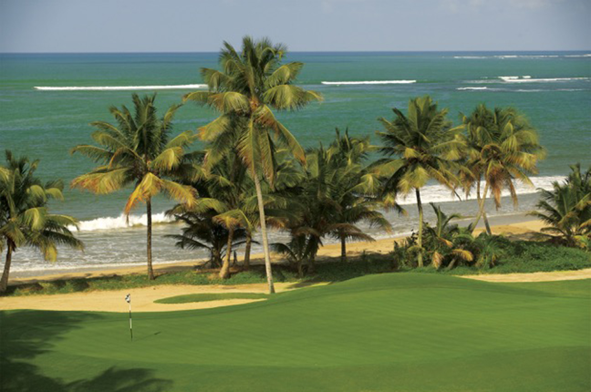 Bahia Beach Resort & Golf Club (Courtesy Troon Golf)