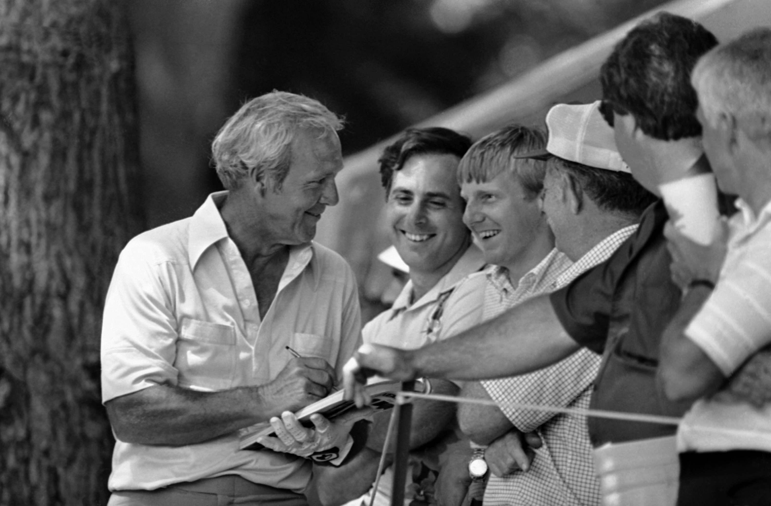 Arnold Palmer Biography Letters History