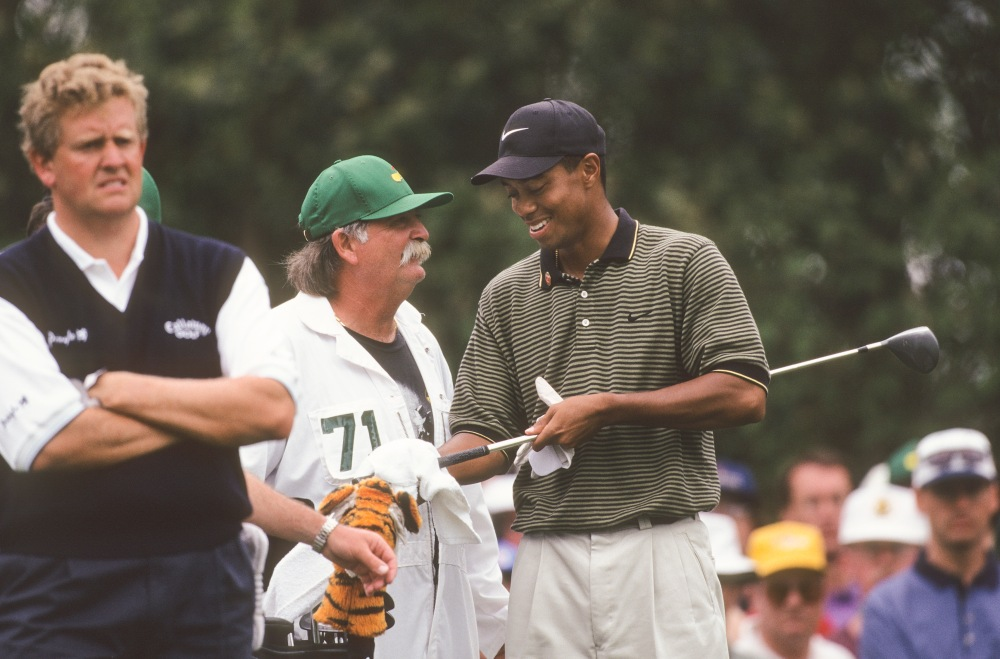 Tiger Woods 1997 Masters 2017 Masters