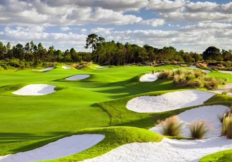 Dye Course at PGA Golf Club