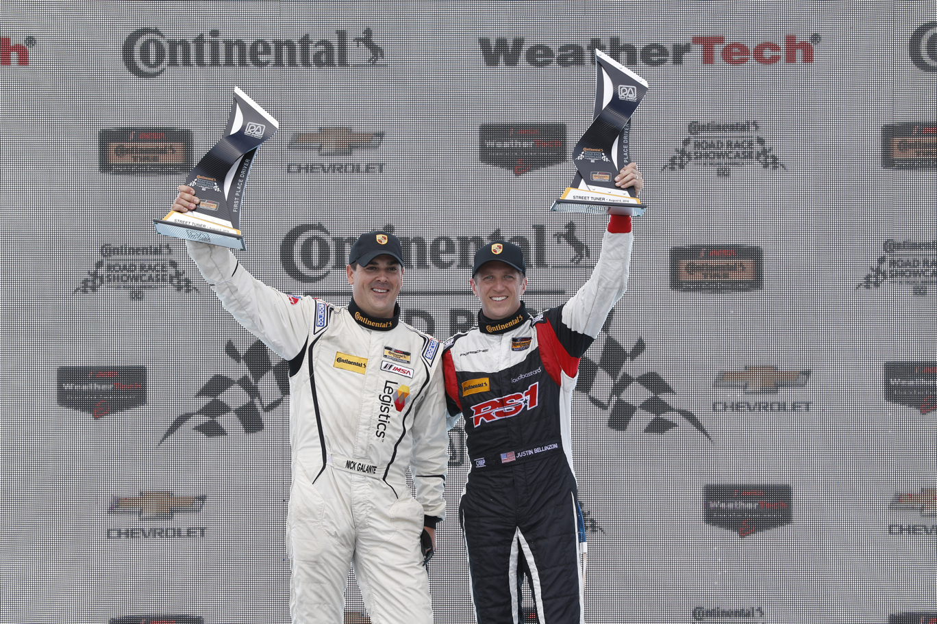Galante teamed up with Spencer Pumpelly. The duo won the Street Tuner title last season