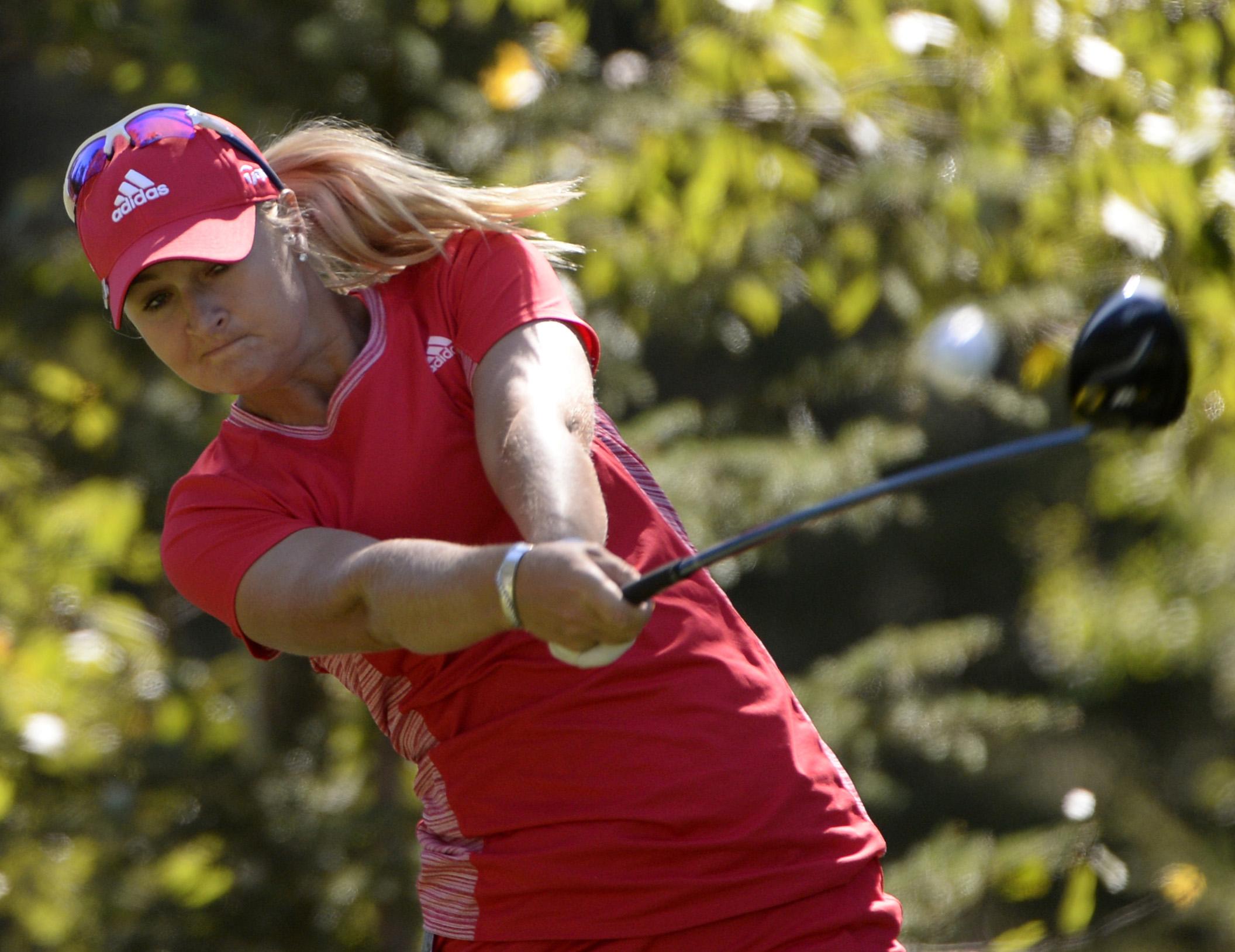 Anna Nordqvist LPGA: 2017 Founders Cup Phoenix Winner