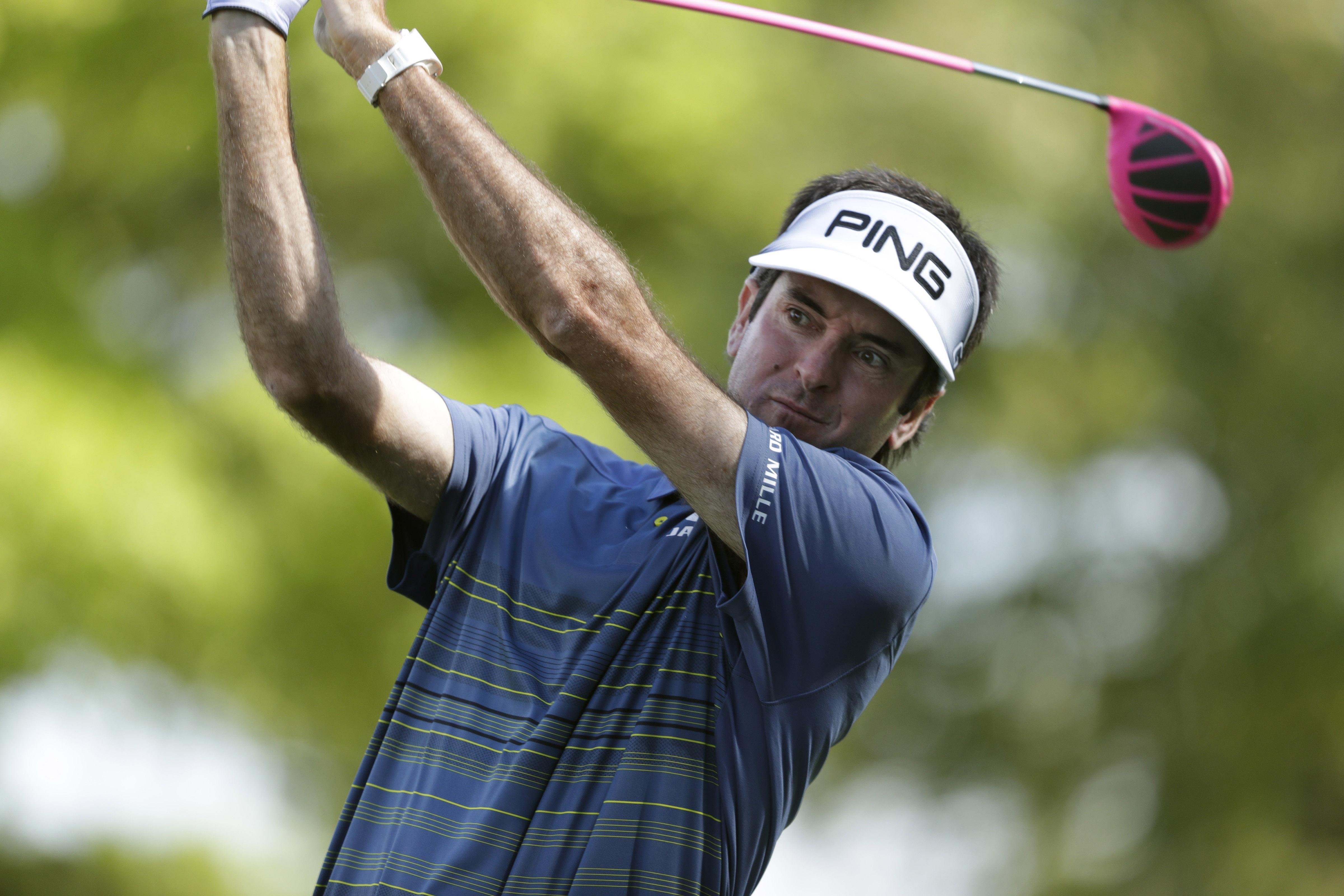 Bubba Watson PGA Tour WGC Dell Match Play