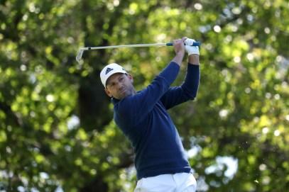 Masters 2017 Round 2 Sergio Garcia