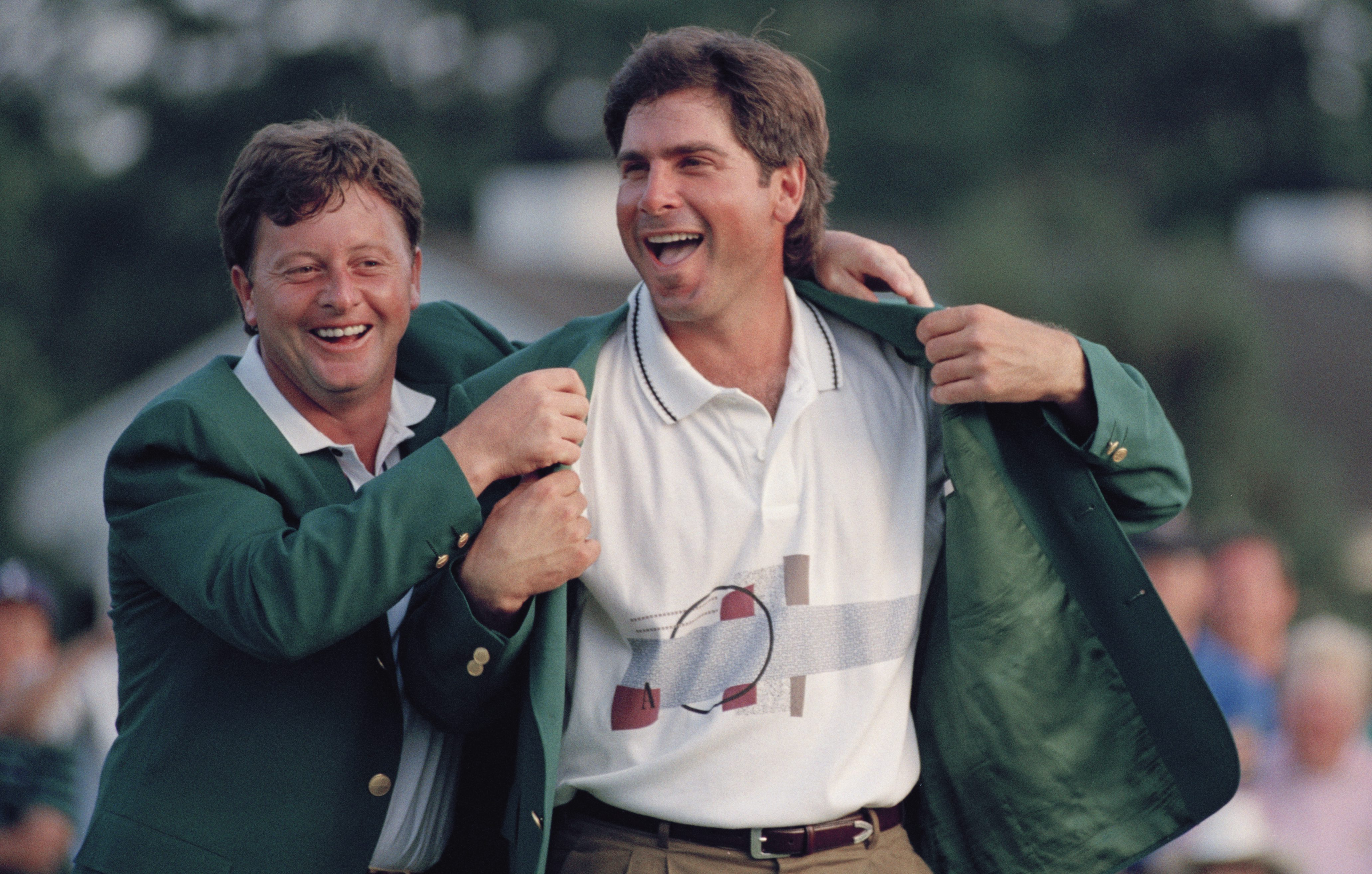 Fred Couples Masters
