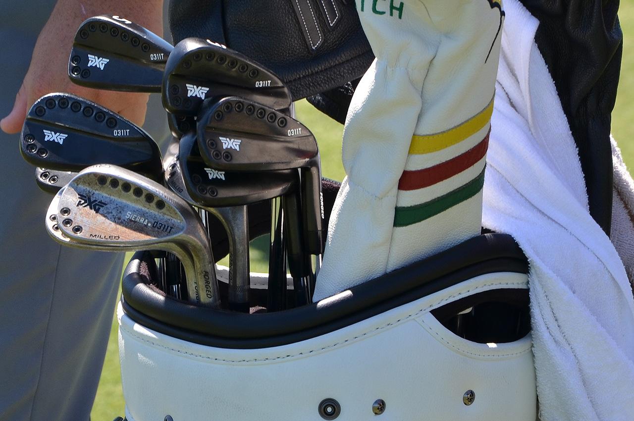 Billy Horschel's PXG equipment