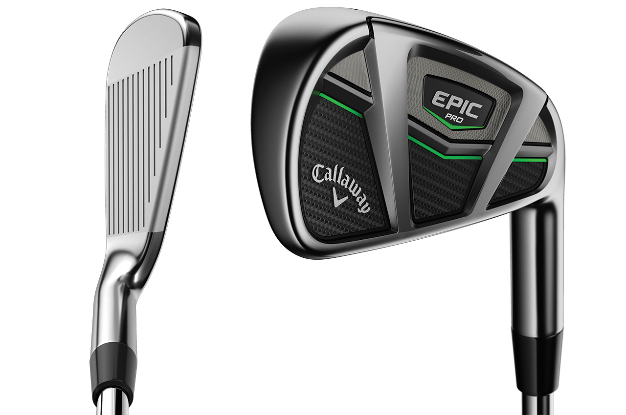 Callaway Epic Pro irons
