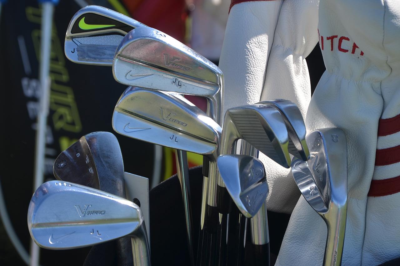 Jamie Lovemark's Nike equipment