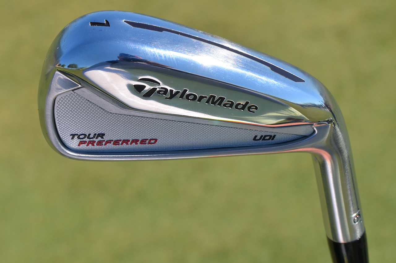 Rory McIlroy's TaylorMade 1-iron
