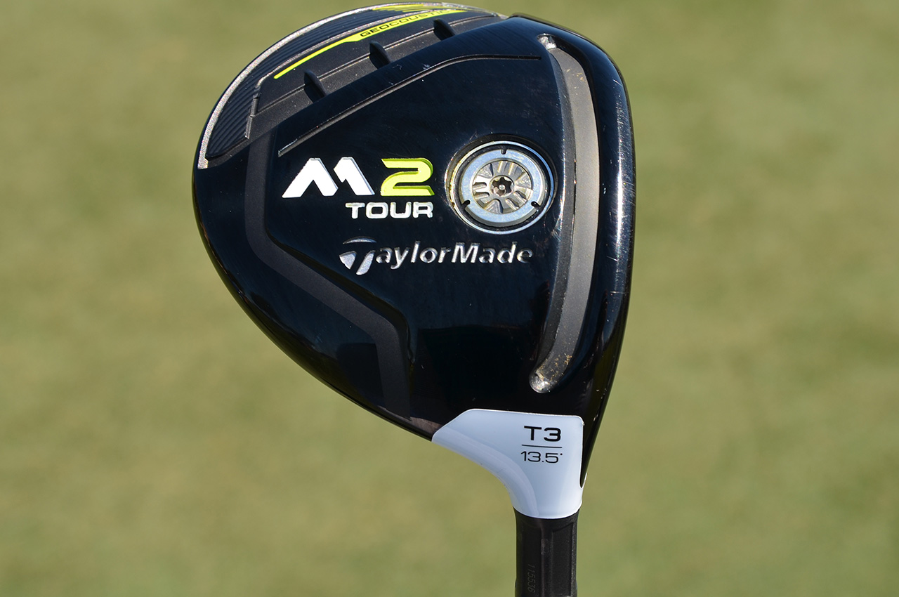 Rory McIlroy's TaylorMade 3-wood
