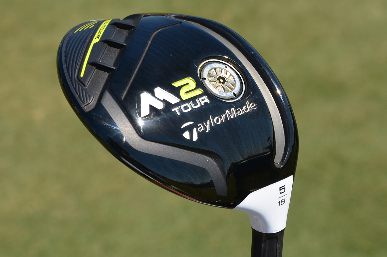 Rory McIlroy's TaylorMade 5-wood