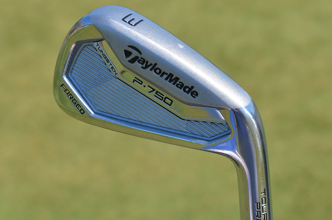 Rory McIlroy's TaylorMade 3-iron