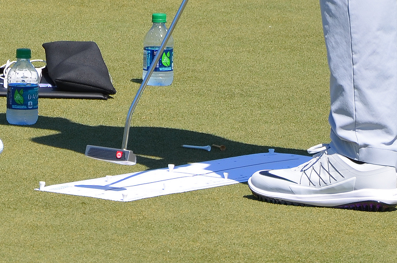 Rory McIlroy's Odyssey putter