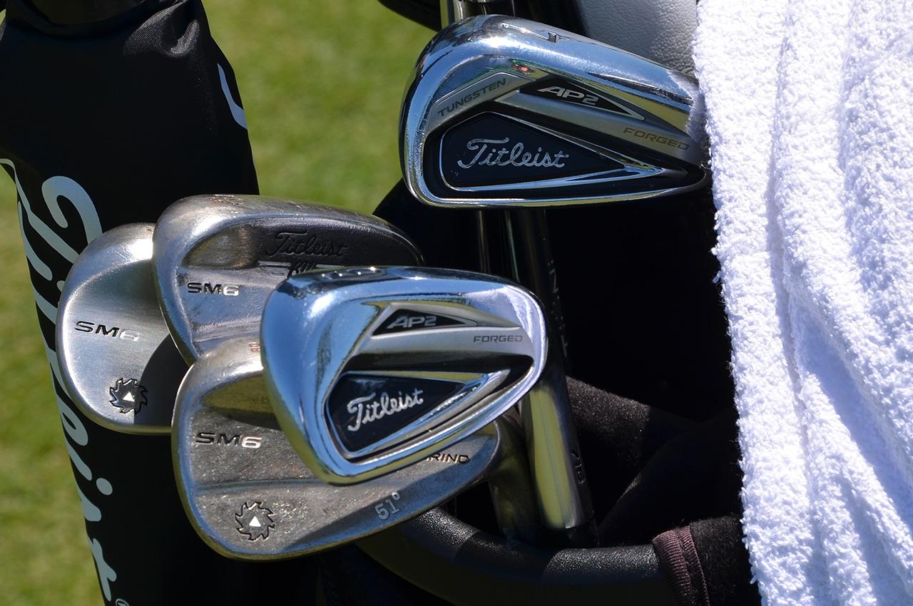 Russell Henley's Titleist equipment