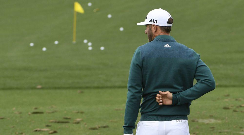 Dustin Johnson-Masters-Back injury-PGA Tour-Wells Fargo Classic