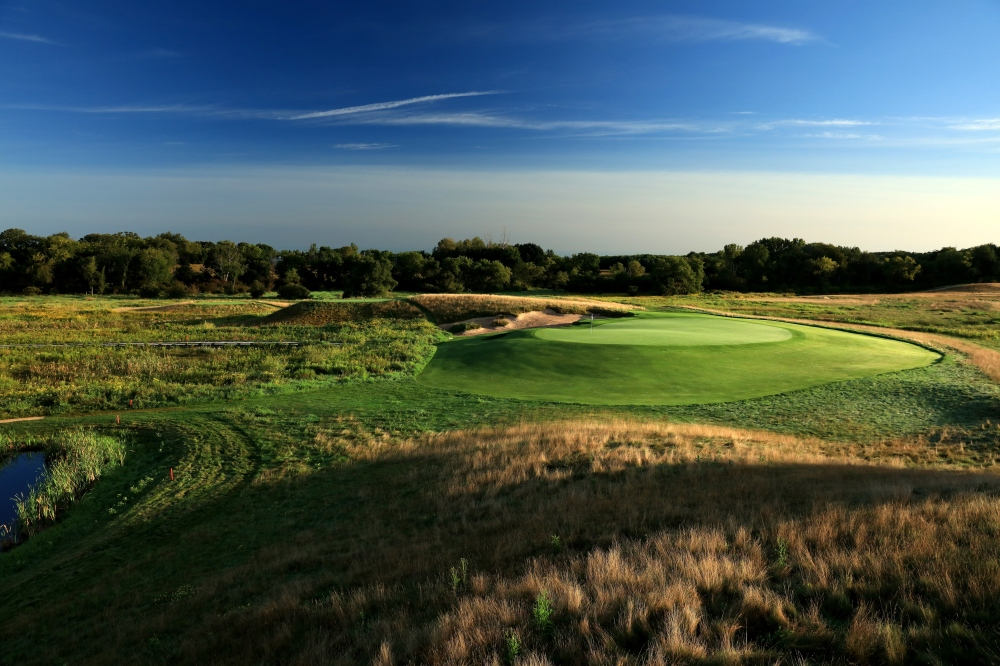 Erin Hills-US Open-13th hole