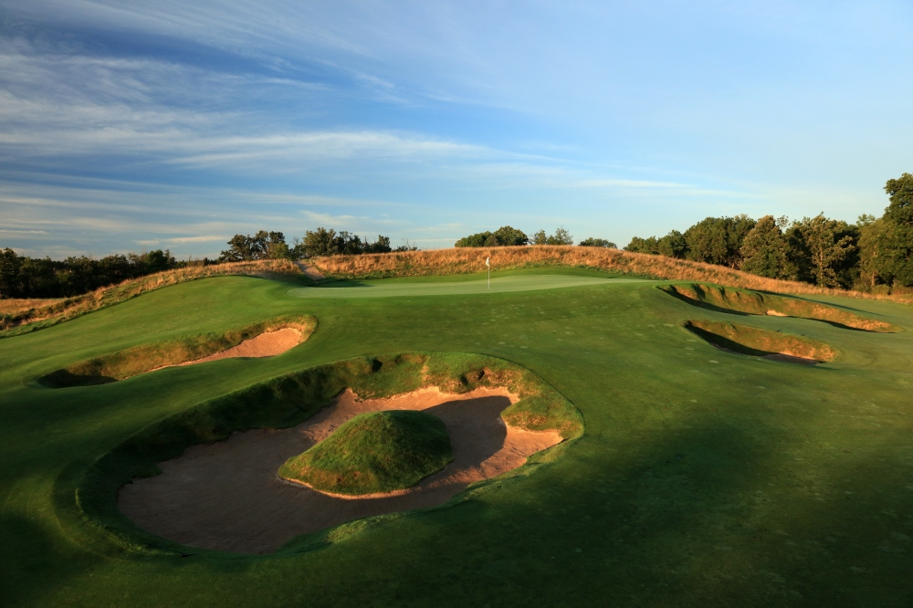 Erin Hills-US Open-15th hole