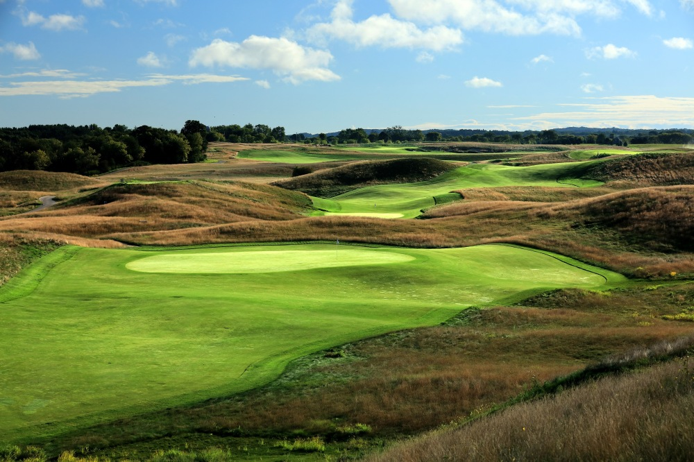 Erin Hills-US Open-17th hole