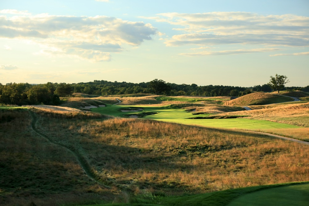 Erin Hills-US Open-4th hole