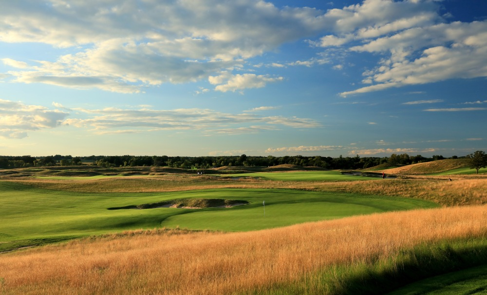 Erin Hills-US Open-5th hole