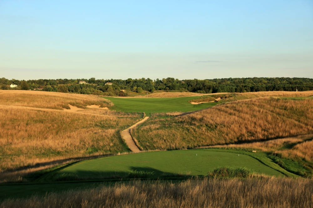 Erin Hills-US Open-6th hole