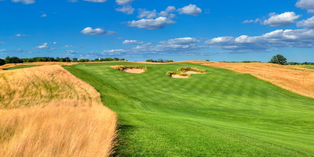 Erin Hills-US Open-8th hole