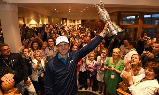 Jordan Spieth-British Open
