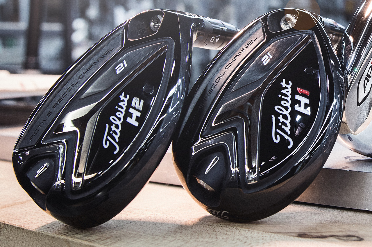 Titleist 818 H1 and 818 H2