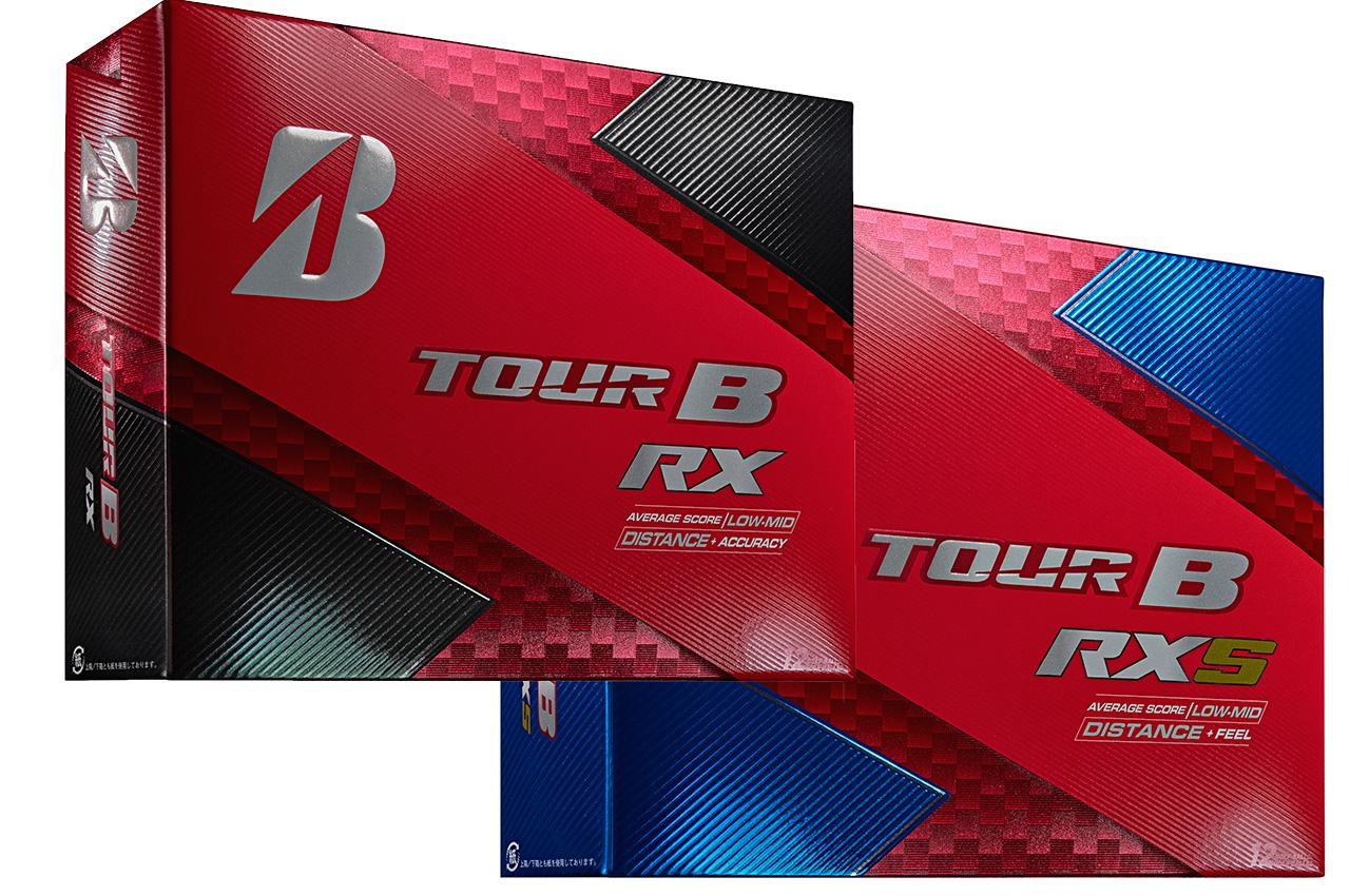 Bridgestone Tour B RX, Tour B RSX
