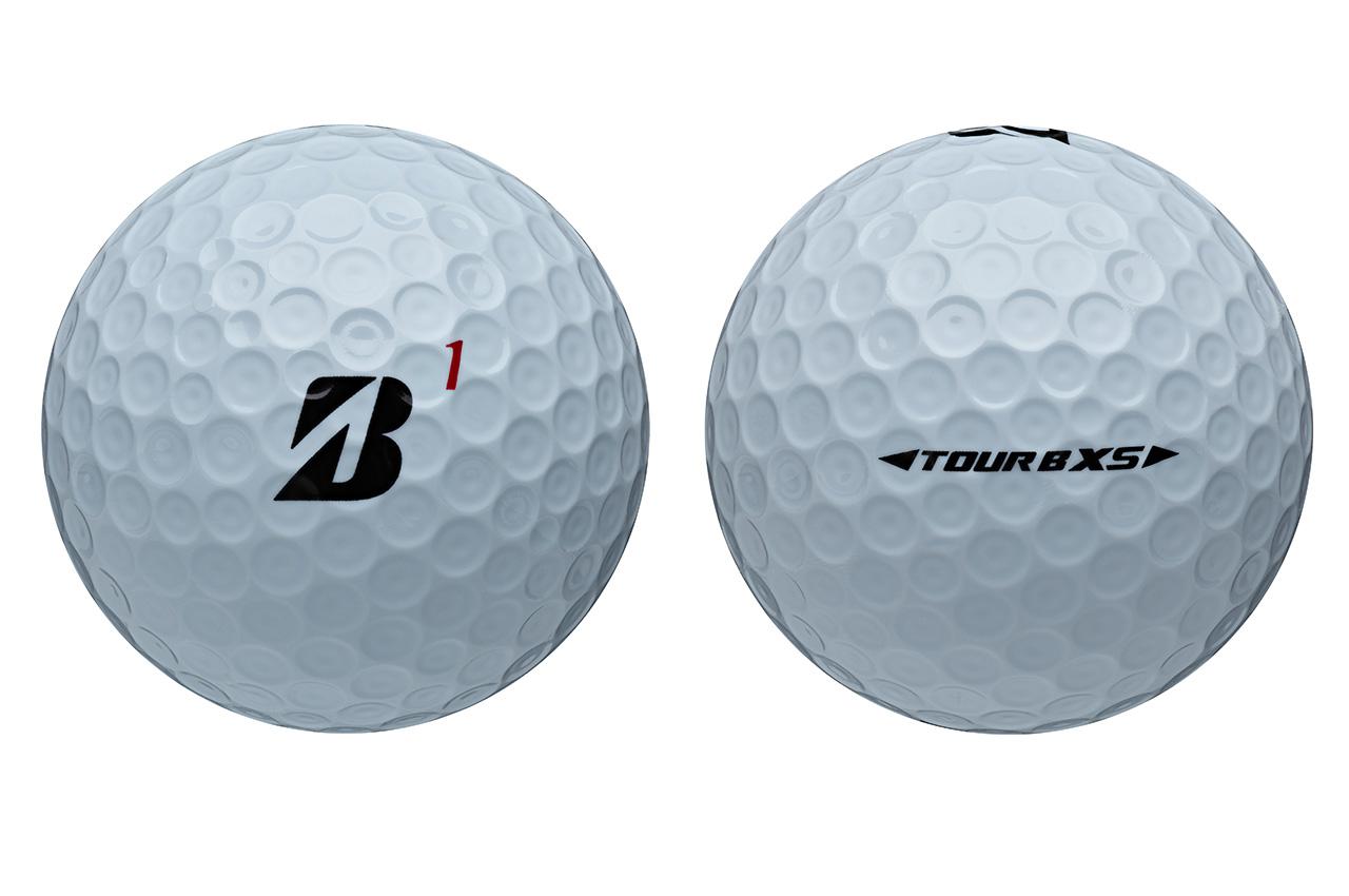 Bridgestone Tour B balls