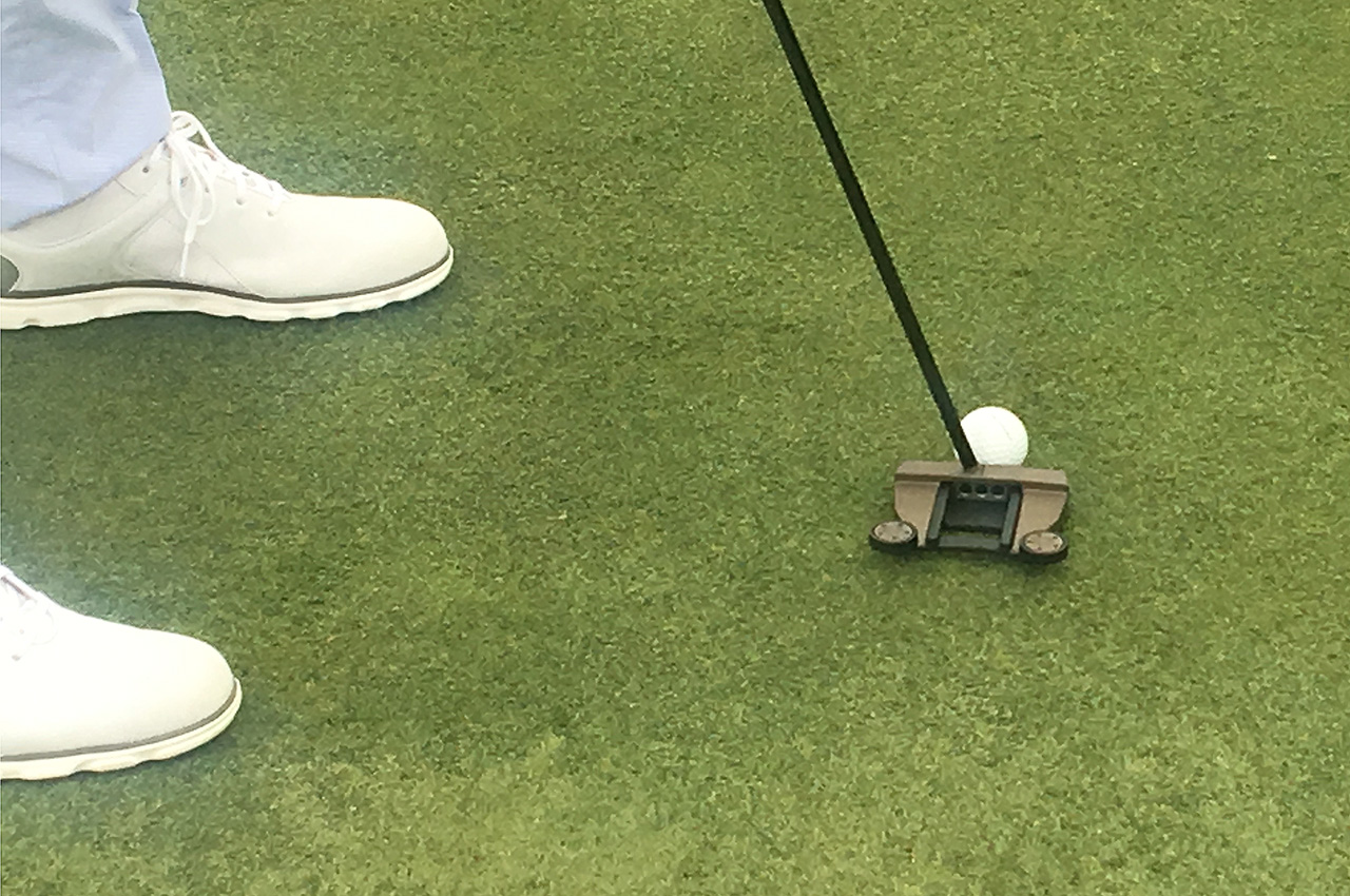 Adam Scott putter