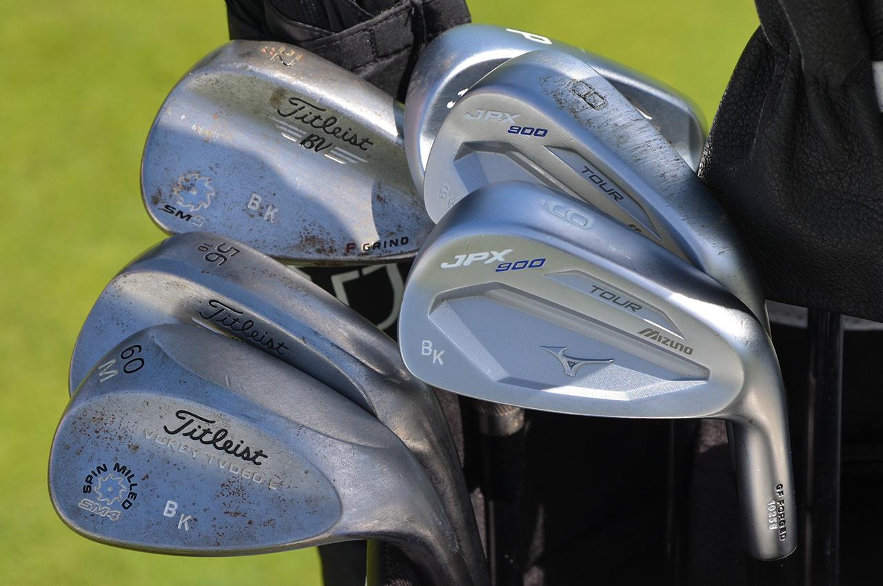 Brooks Koepka's equipment