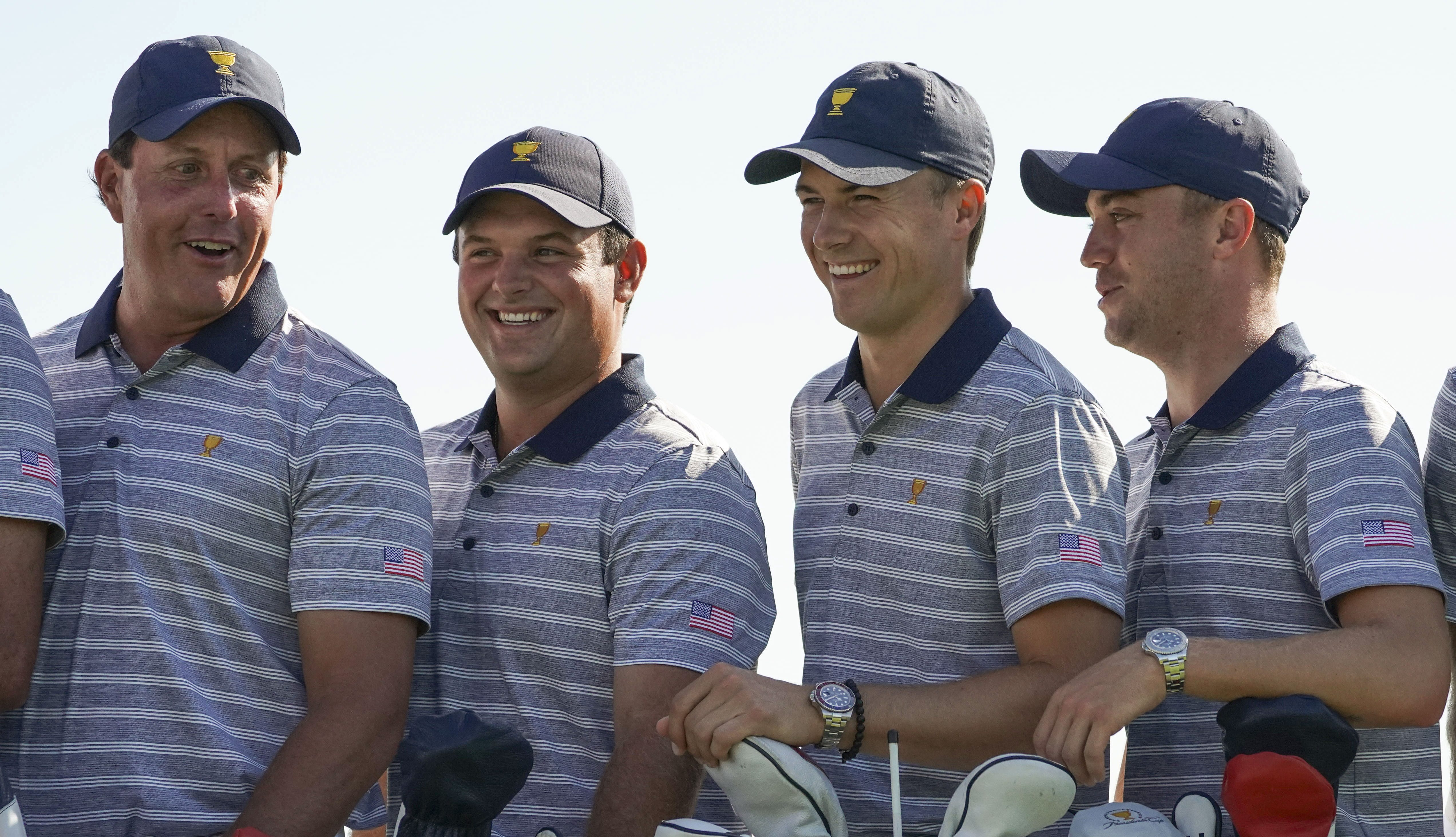 PGA: The Presidents Cup-Practice Day 3