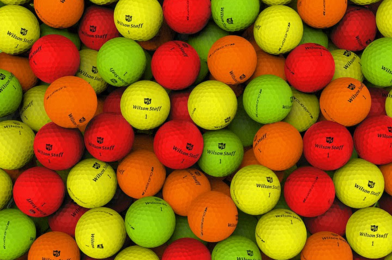 Wilson Staff Duo Soft balls