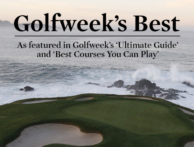 Golfweek's Best