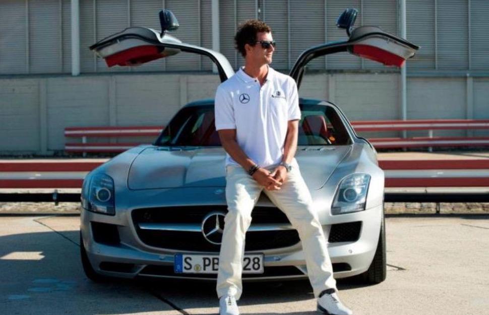 Adam Scott/Mercedes Benz