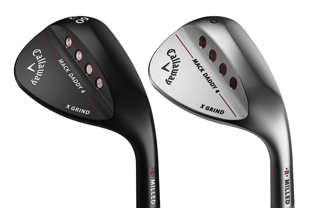 Callaway Mack Daddy 4 X Grind Wedges