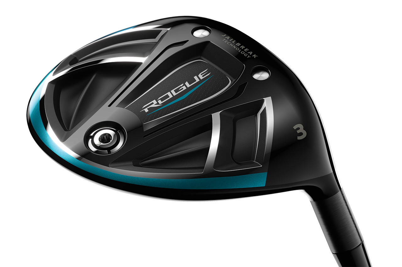 Callaway Rogue fairway woods
