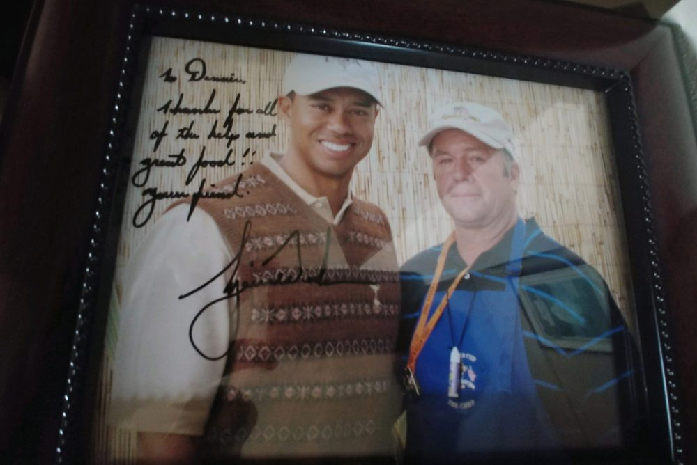 Tiger Woods Dennis Trixler For Golfweek Magazine Jan. 8