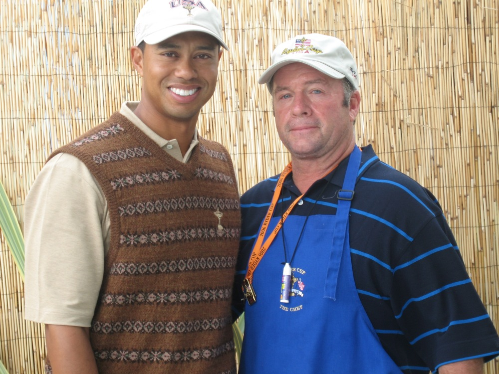 Tiger Woods Dennis Trixler For Golfweek Magazine Jan. 8
