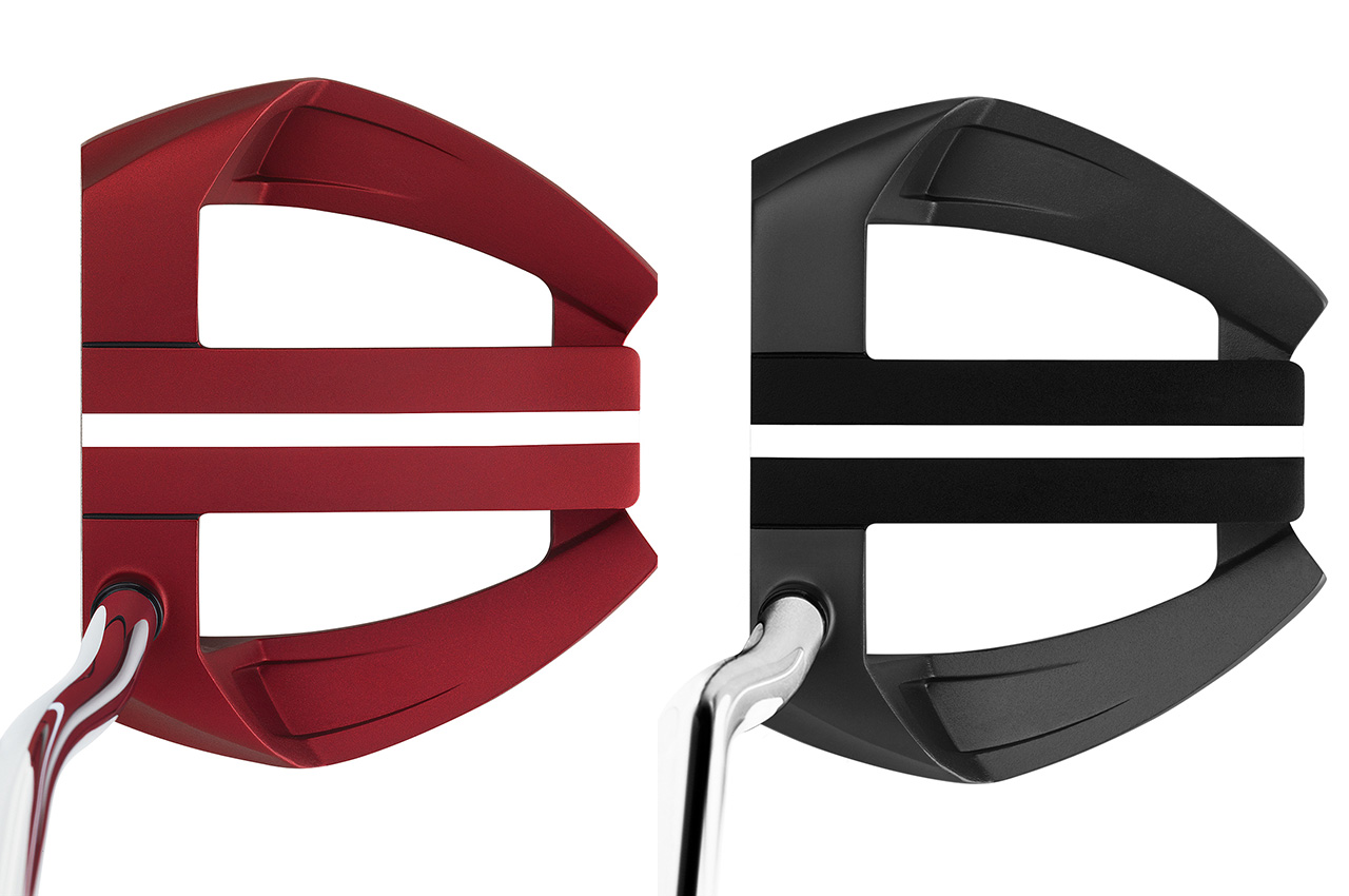 Odyssey O-Works Red and Black Marksman