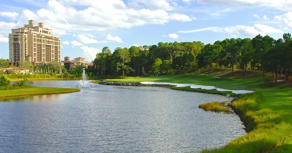 Tranquilo Golf Club No 18