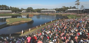 TPC No. 17 Sawgrass Getty Images