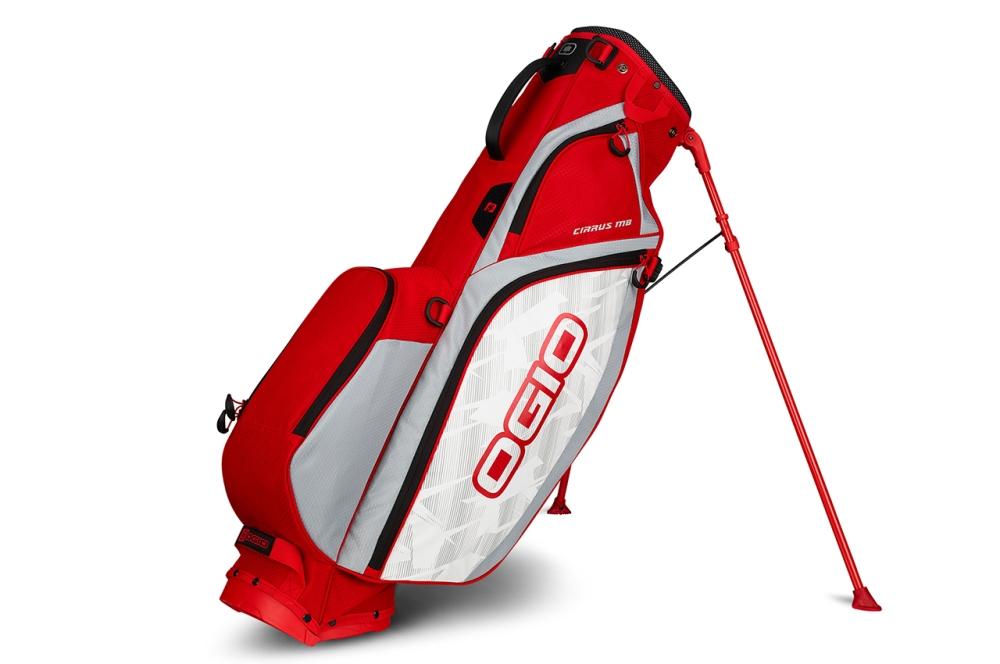 Ogio Cirrus Red
