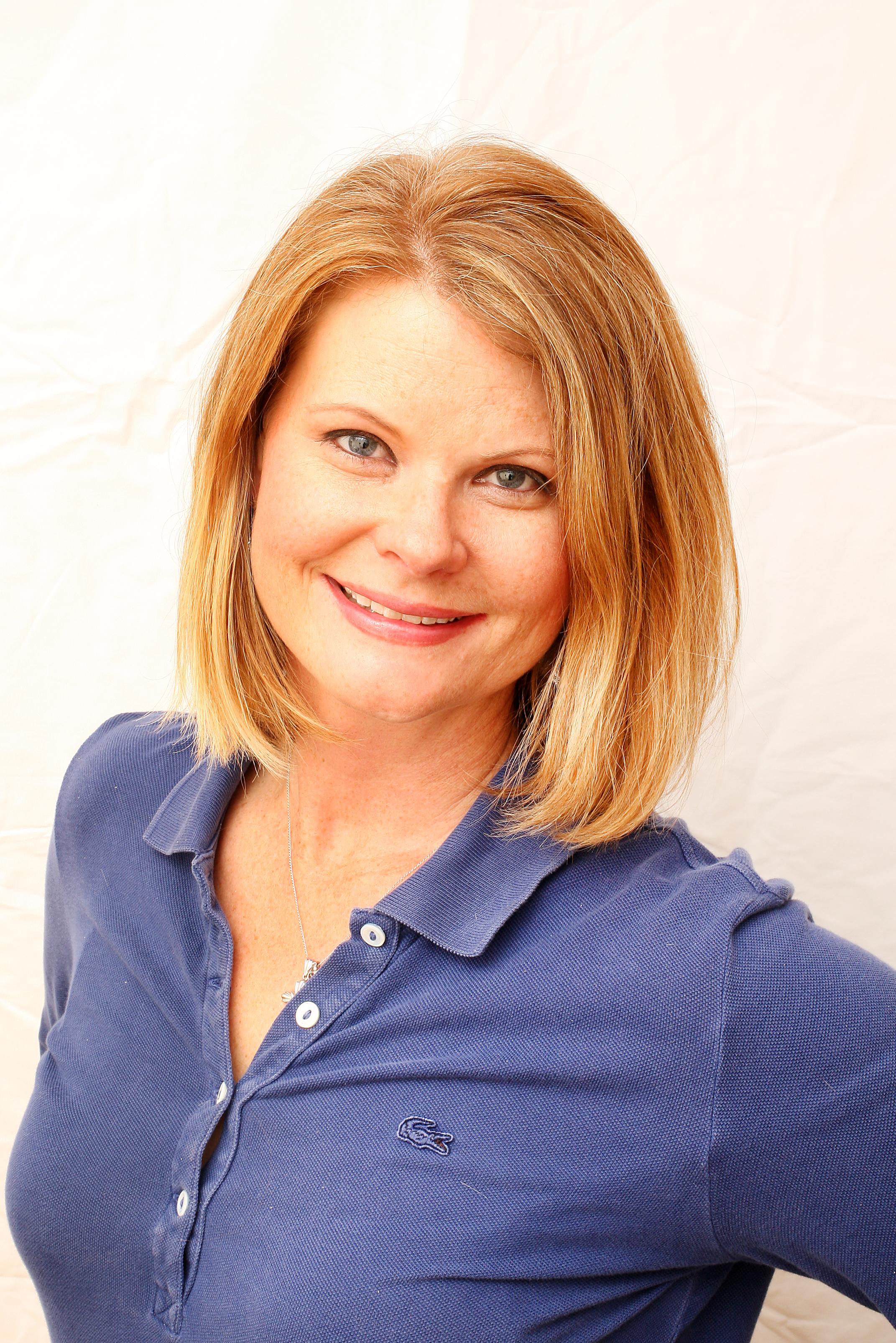 11/03/14--Marco Island, FL--Beth Ann Nichols - Staff mugs at Editorial Retreat..-(Golfweek/Tracy Wilcox)